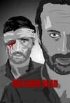 The Walking Dead An Eye for an eye by Wearwolfclothing