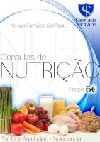 Poster Nutrition Pharmacy by auravaz