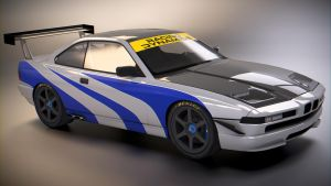 Racing Dynamics K55 TT by BFG-9KRC
