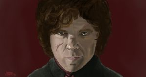 Tyrion Lannister by Shyralon