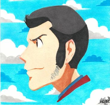 ...And for Lupin, Nothing Was The Same... by JustBeast23