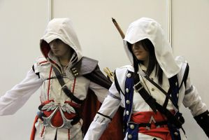 Assassin's Creed Cosplay 8 by killaboom