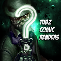 TubZ Comic Renders by TubZGN