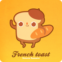 french toast by CreepyShow