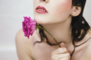 Voracious Rose  01 by LucyJOrchard