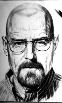 Walter White - Breaking Bad by ThugF0rLife