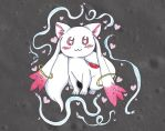 Kyubey by chkimbrough