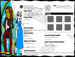 MH:Pride and Mysti Profile by Saruseptember