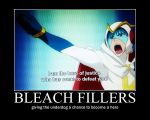 bleach fillers motivational by dezzo808