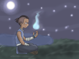 Sokka's Secret by Oukami666