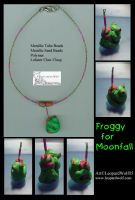 Froggy for Moonfall by leopardwolf