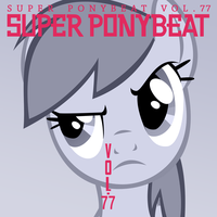 Super Ponybeat Vol. 077 Mock Cover by TheAuthorGl1m0