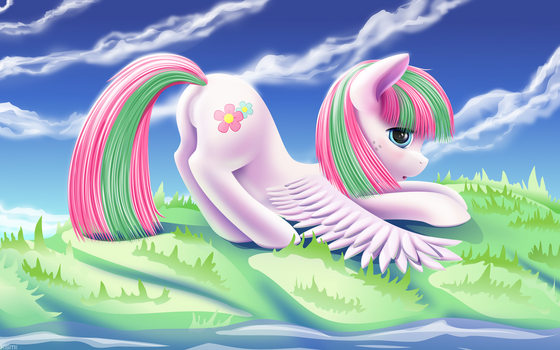 Blossomforth for Joeyh3 by iOVERD