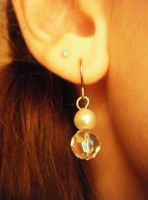earring by SavzthePixie