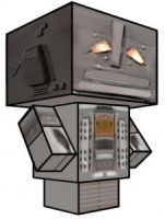 Cubee - Marvin - TV Ver. by 7ater