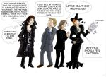 Womanizing Rumple by SilverLady7