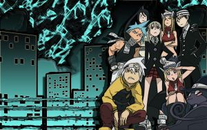 Soul Eater Wallpaper by solaroni