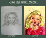 Draw This Again Meme 2015 by Lonkal