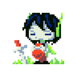 Quote Cave Story Tumblr Pixel Art Raffle Jericito by JustinGameDesign