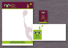 Business Stationery Ballonnenr by VosjeE