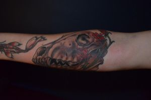 Coyote Tattoo 1 by Scubacat17