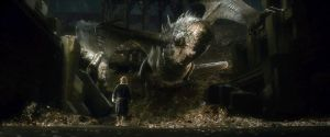 The Hobbit-Smaug 05 by Jd1680a