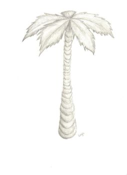 Palm tree by ChainofHearts