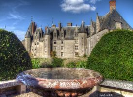 Chateau de Langeais III by digitalminded