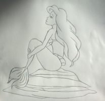 Ariel by Sapphire-Rose15