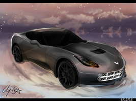 A Stingray for My Daddy~ by Aloubell