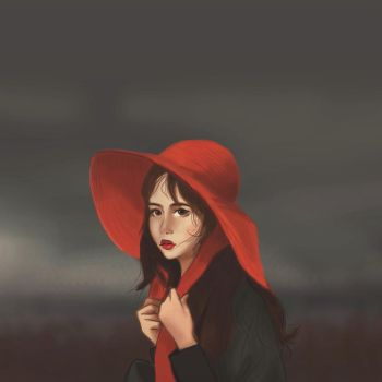 Anka Zhuravleva Fan Art by little-corvidae