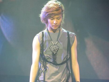 Taemin at SMTOWN Live 10 in LA by 9095