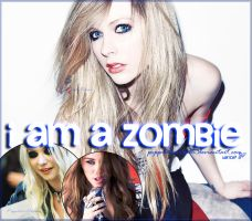 I am a zombie atn. by PippilotaNilsson
