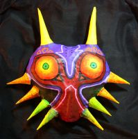 Majora's Mask by Sabrae