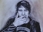 Andy Glass from We Came As Romans by yuririn1219