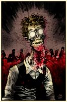 Zombie Guy by markwelser