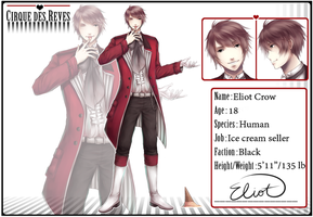 CdR: Eliot by minjei
