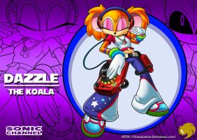 GJ Dazzle-The Koala by ginsujustice