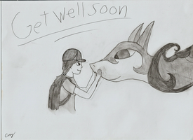 Get well soon cola by the-edude