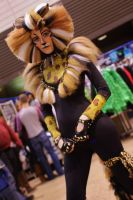 Rum Tum Tugger by SuperSaz