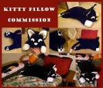 kittyPillow by MadMouseMedia