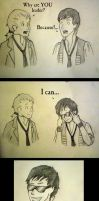 Why is Enjolras Leader? by Pepsi-Tardis