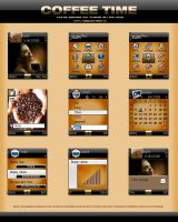 COFFEE TIME -nokia s60 theme by chocoboy