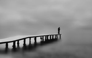 my loneliness by fotomania17
