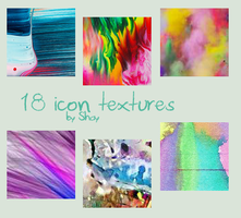 Icon textures 02 by VintageShay