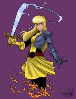 Magik by jansLabyrinth