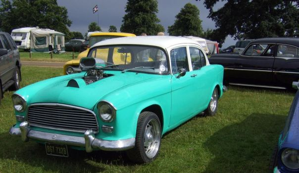 humber hot rod by Sceptre63