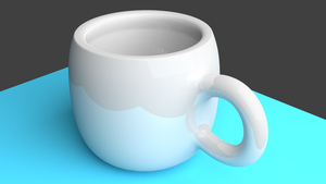 Cup by MechanicalOven