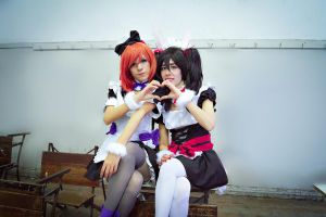 Mogyutto love de sekkin chu by JulisScarlet