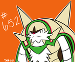 Chesnaught By Swn 001 by brawl9977
